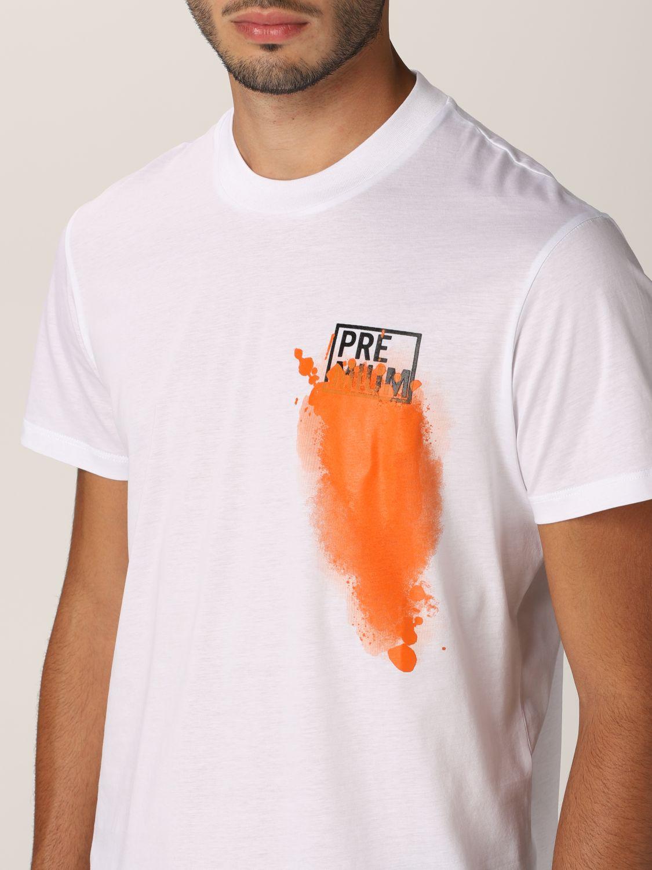 T-shirt Pmds: T-shirt homme Pmds blanc 3