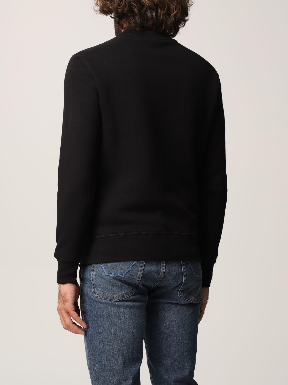 Sweatshirt Pmds: Sweatshirt homme Pmds noir 2