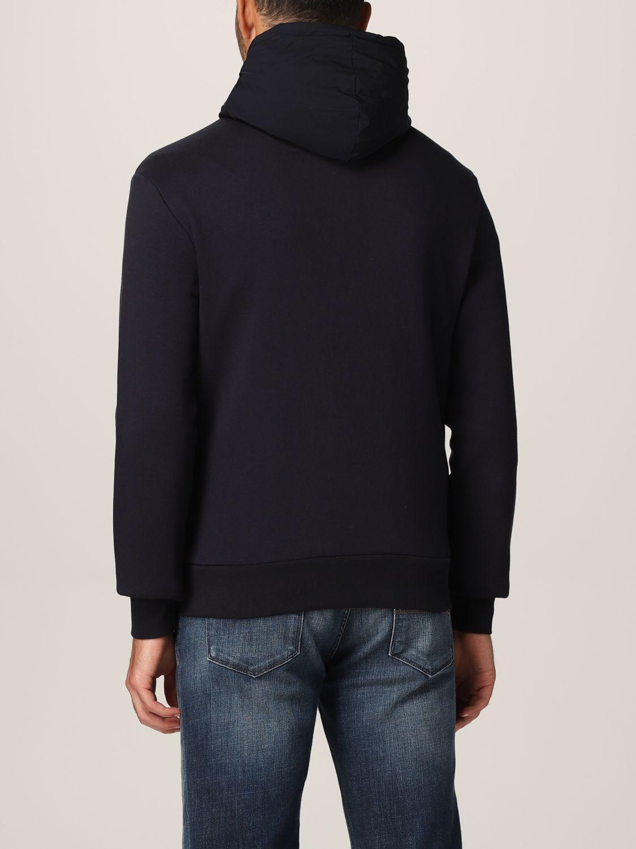 Sweatshirt Pmds: Sweatshirt homme Pmds bleu 2