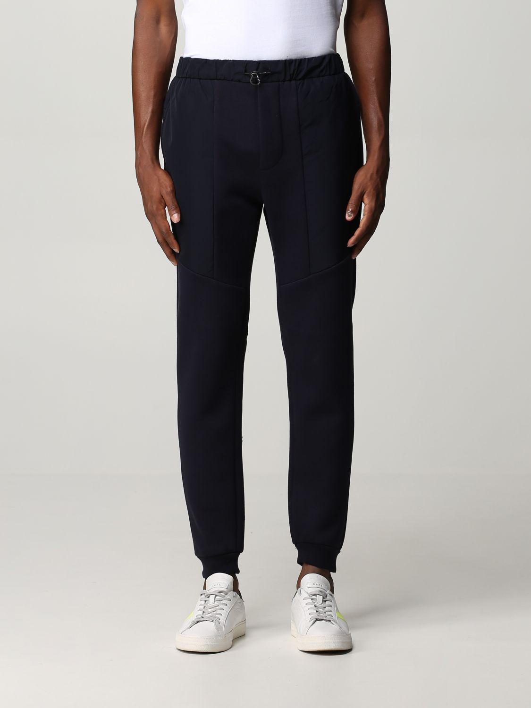 Pantalon Pmds: Pantalon homme Pmds bleu 1