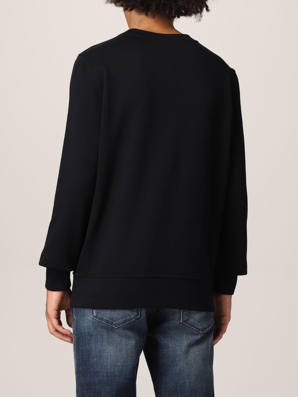 Sweatshirt Knt: Sweater men Knt blue 2