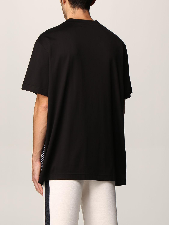 T-shirt Knt: T-shirt men Knt black 2