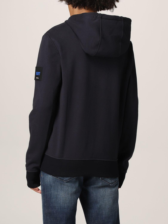 Sweatshirt Knt: Sweatshirt men Knt blue 2