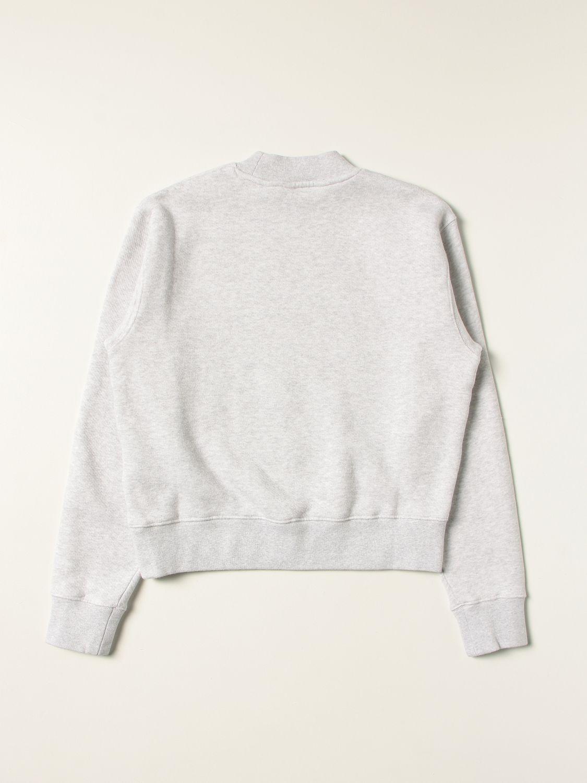 Sweater Palm Angels: Sweater kids Palm Angels grey 2