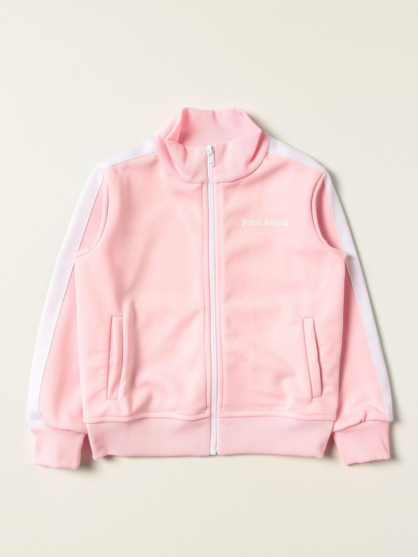 Jacket Palm Angels: Jacket kids Palm Angels pink 1