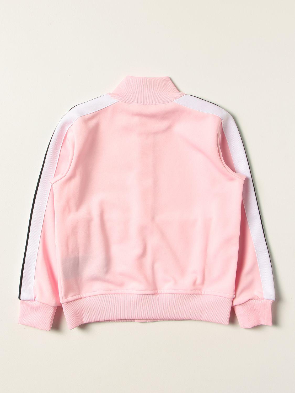Jacket Palm Angels: Jacket kids Palm Angels pink 2