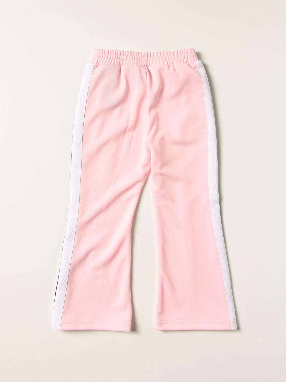Pantalone Palm Angels: Flair rosa 2