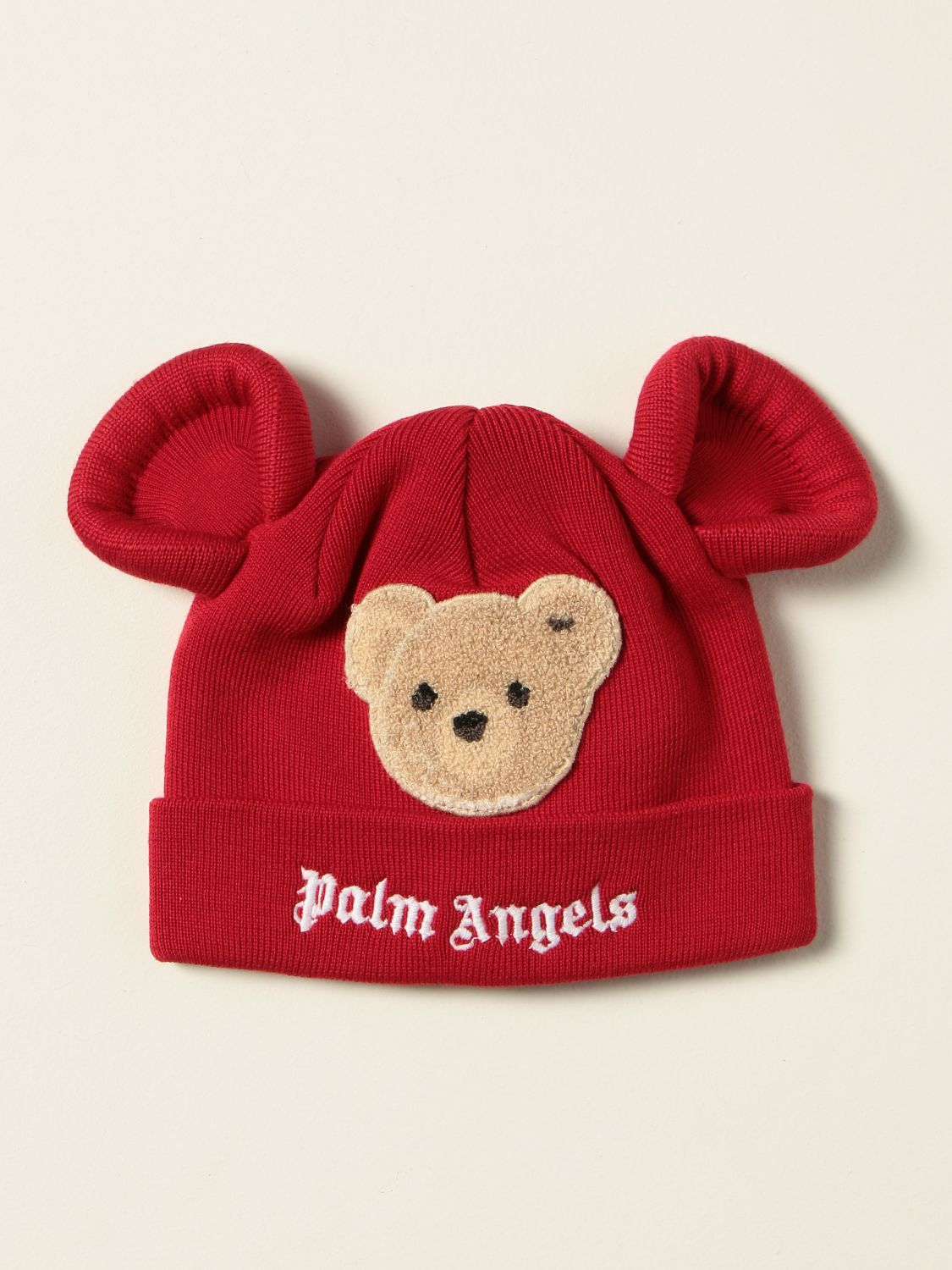 Hat girl Palm Angels: Hat girl kids Palm Angels red 1