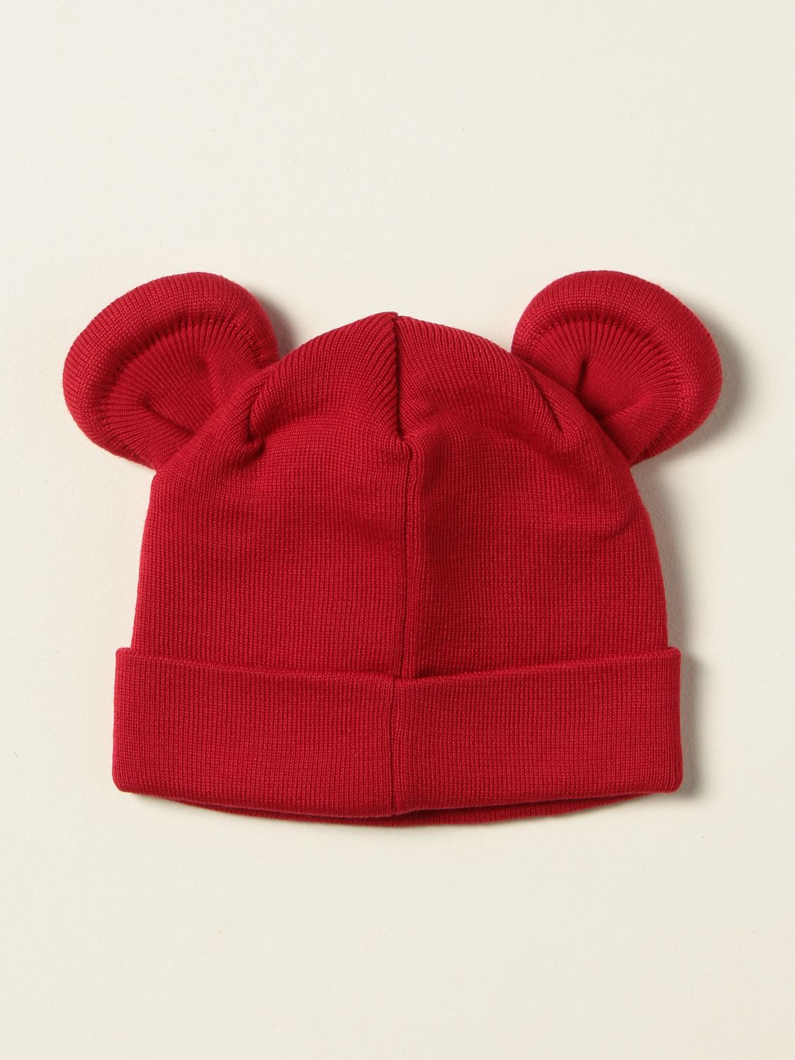 Hat girl Palm Angels: Hat girl kids Palm Angels red 2