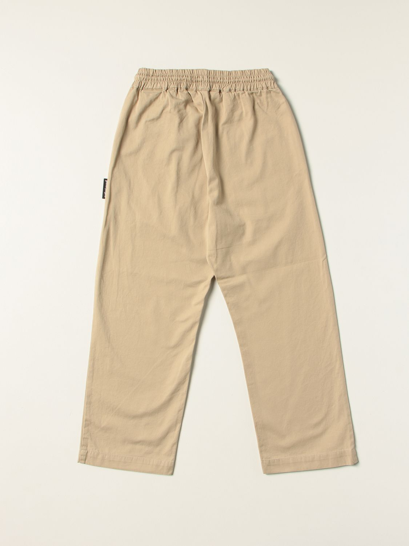 Pantalone Palm Angels: Jogging felpa marrone 2