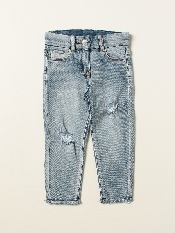 Jeans Chiara Ferragni: Eyes Flirting Chiara Ferragni ripped jeans stone washed 1