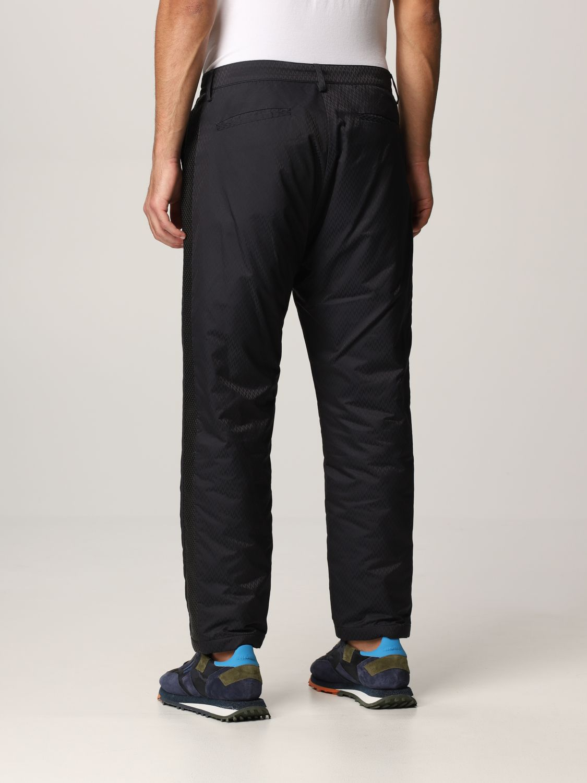 Pantalone Koche': Ecopelle nero 2
