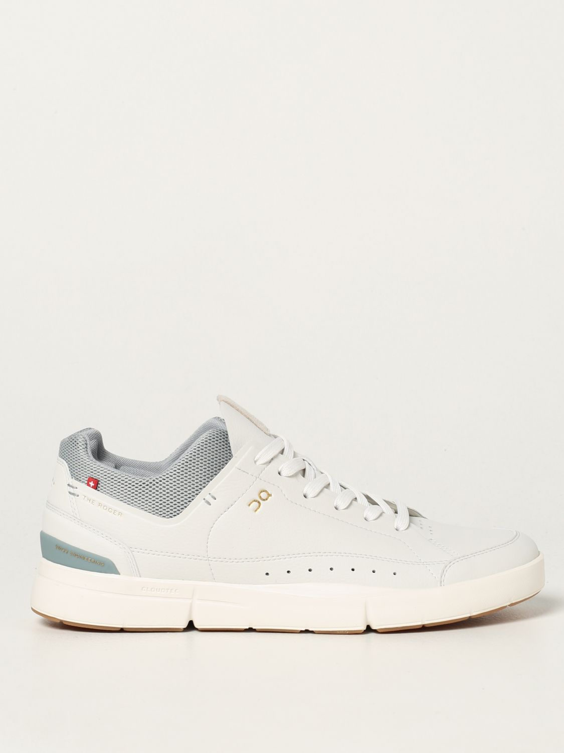 Baskets The Roger: Chaussures homme The Roger blanc 1