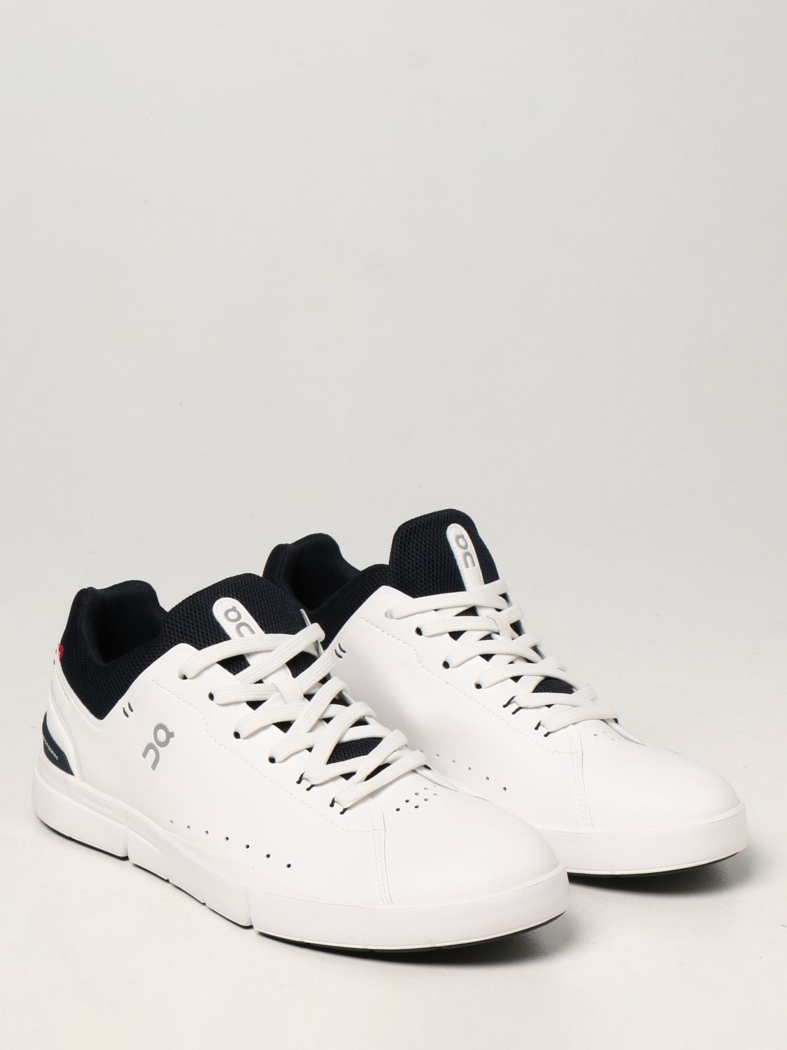Baskets The Roger: Chaussures homme The Roger blanc 2