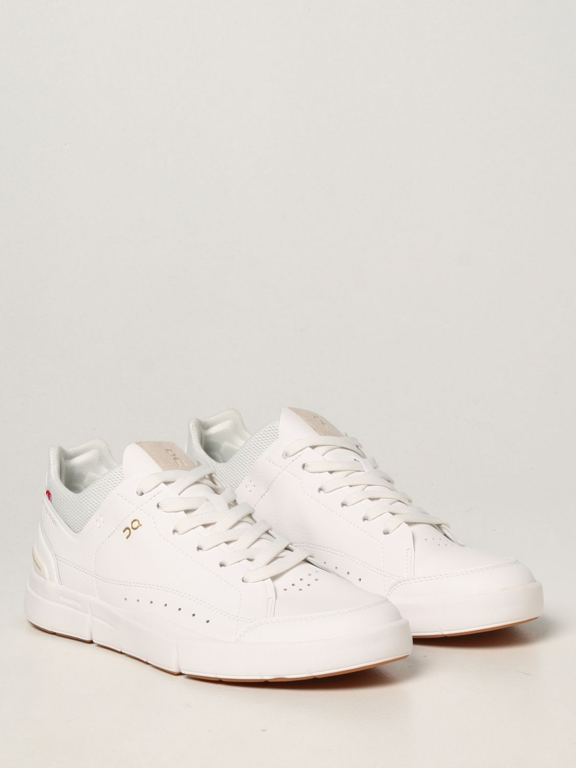 Baskets The Roger: Chaussures femme The Roger blanc 2