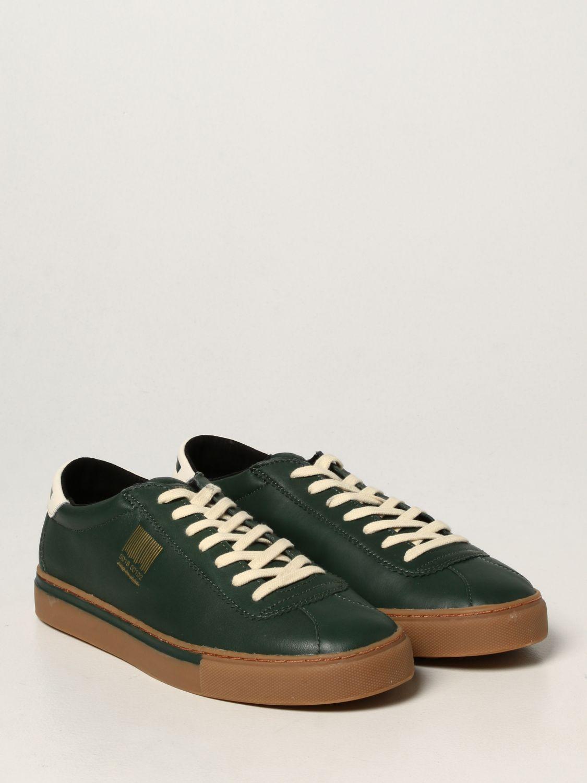 Sneakers Pro 01 Ject: Sneakers Pro 01 Ject in pelle verde 2