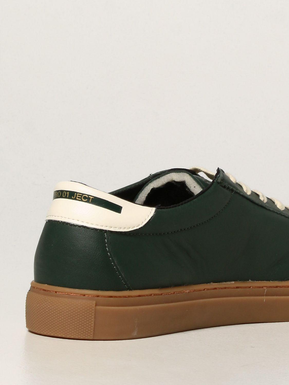 Sneakers Pro 01 Ject: Sneakers Pro 01 Ject in pelle verde 3