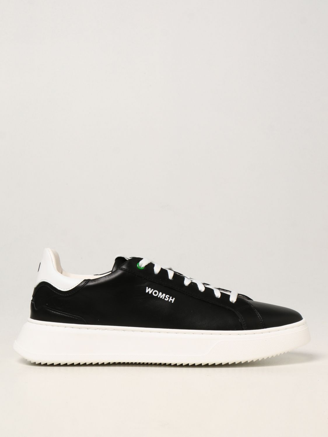 Zapatillas Womsh: Zapatos hombre Womsh negro 1