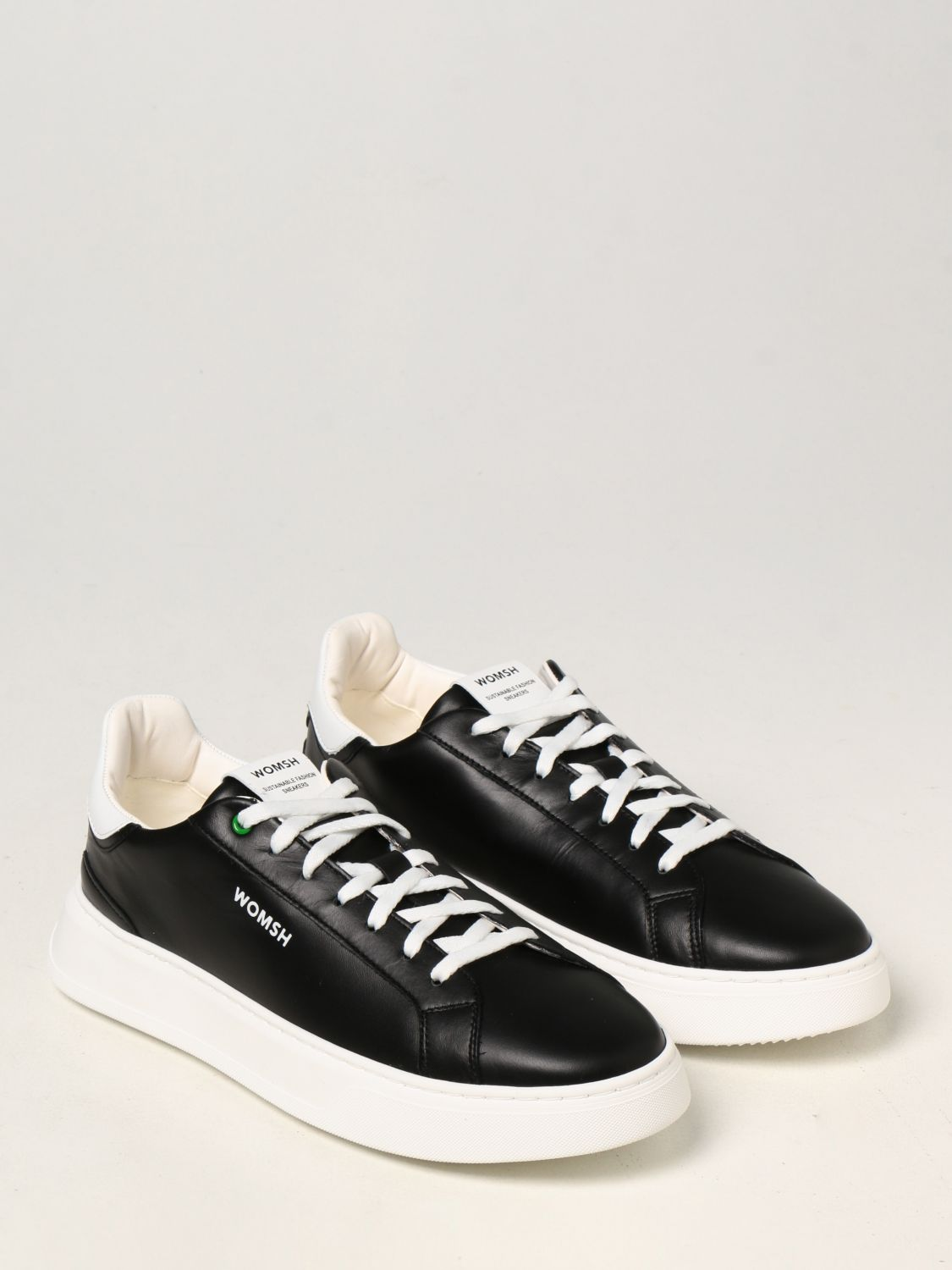 Zapatillas Womsh: Zapatos hombre Womsh negro 2