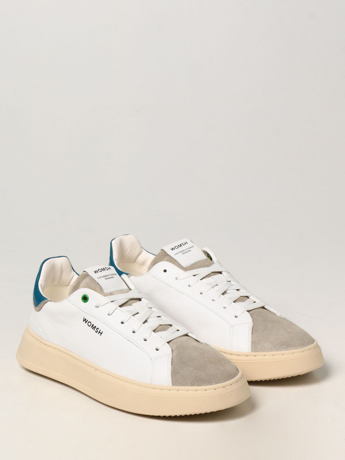 Zapatillas Womsh: Zapatos hombre Womsh beige 2
