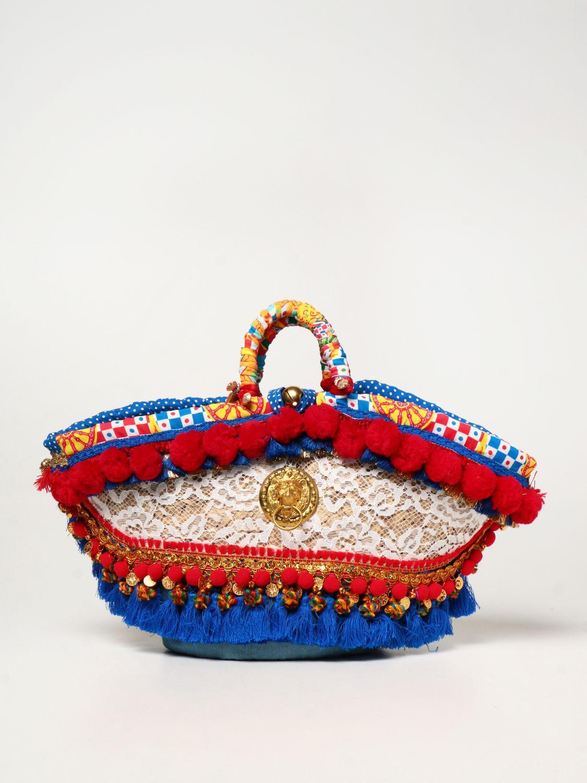 Sikuly Handbag  Women In Multicolor