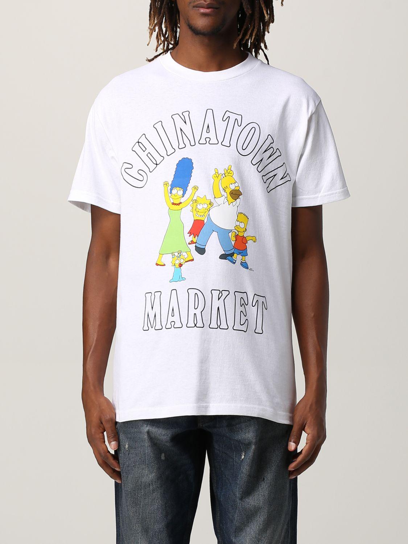 Chinatown Market T-shirt  Men In White