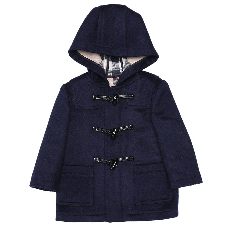 manteau à capuche garçon burberry