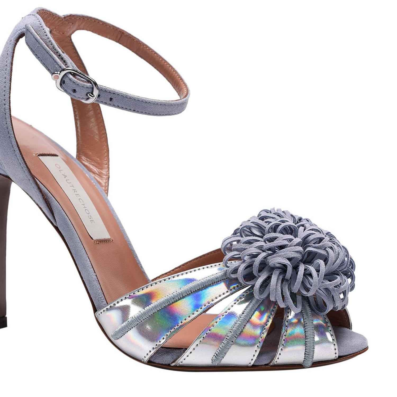 鞋 女士 L'autre Chose 银色 3