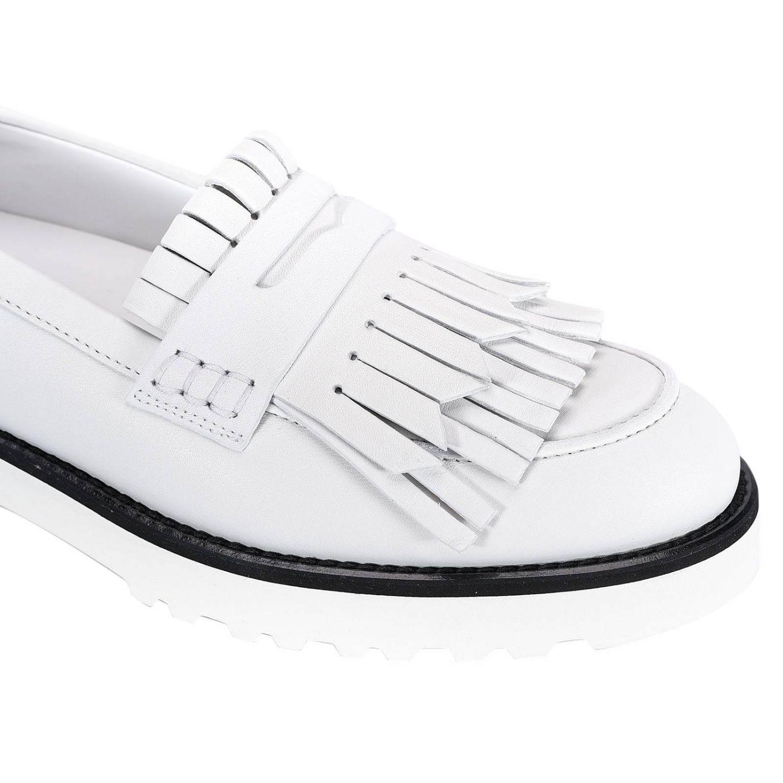 Scarpe donna Hogan bianco 3