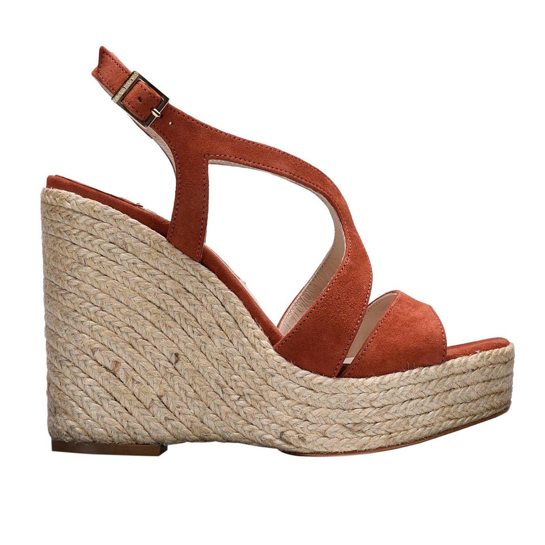 Shoes women Paloma BarcelÒ rust 1