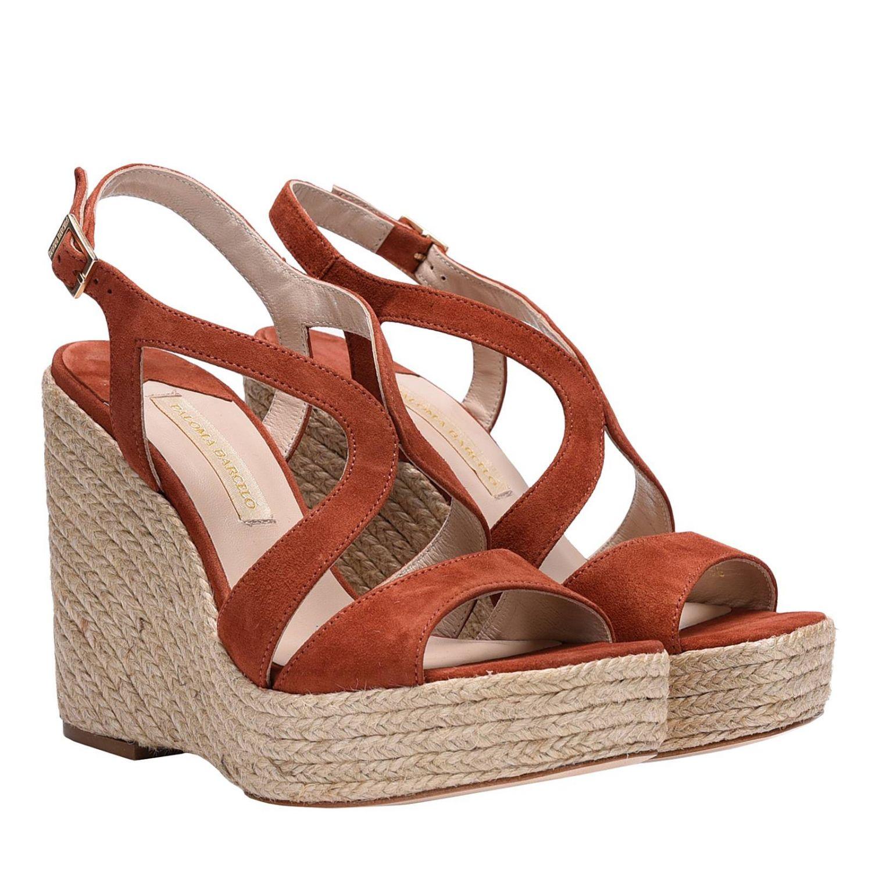 Shoes women Paloma BarcelÒ rust 2