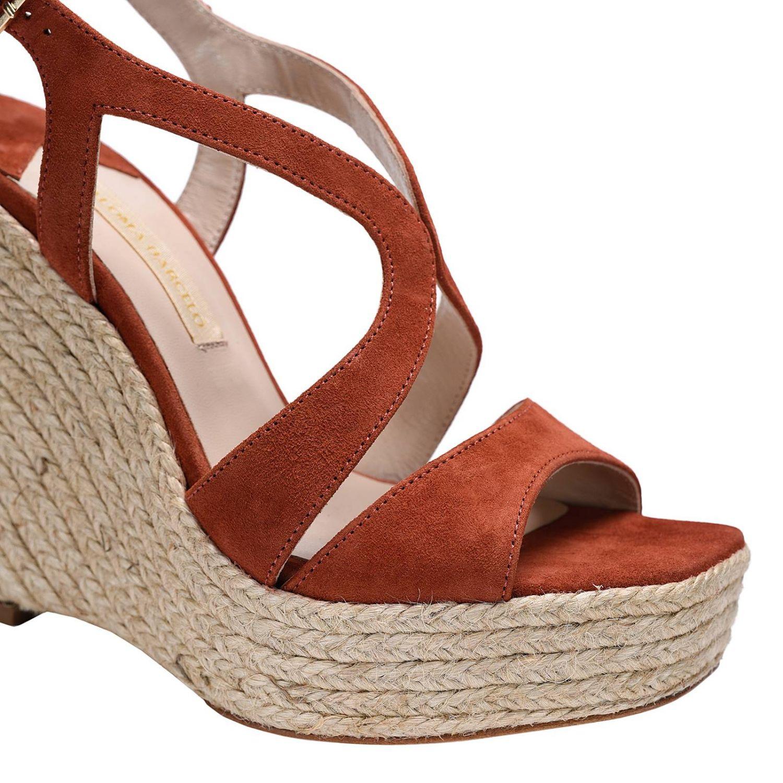 Shoes women Paloma BarcelÒ rust 3