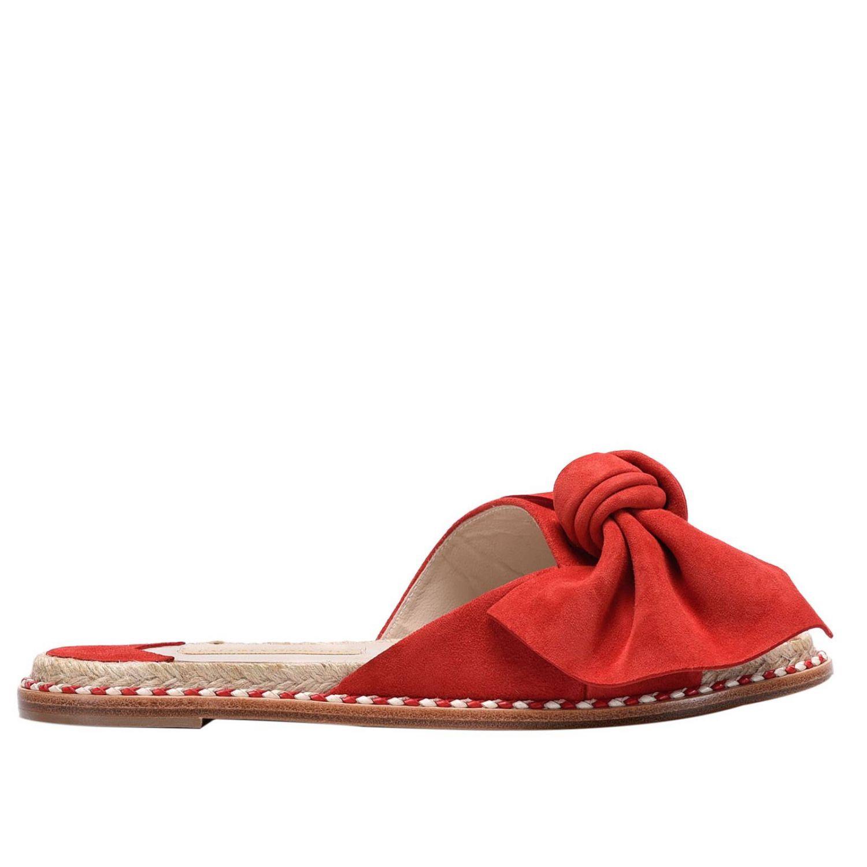 Scarpe donna Paloma BarcelÒ rosso 1