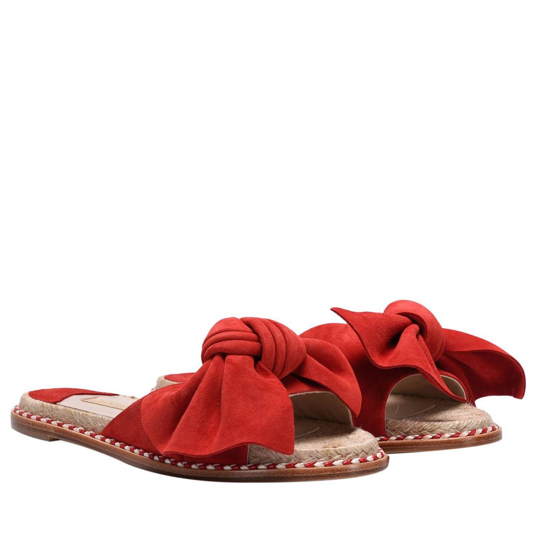 Scarpe donna Paloma BarcelÒ rosso 2