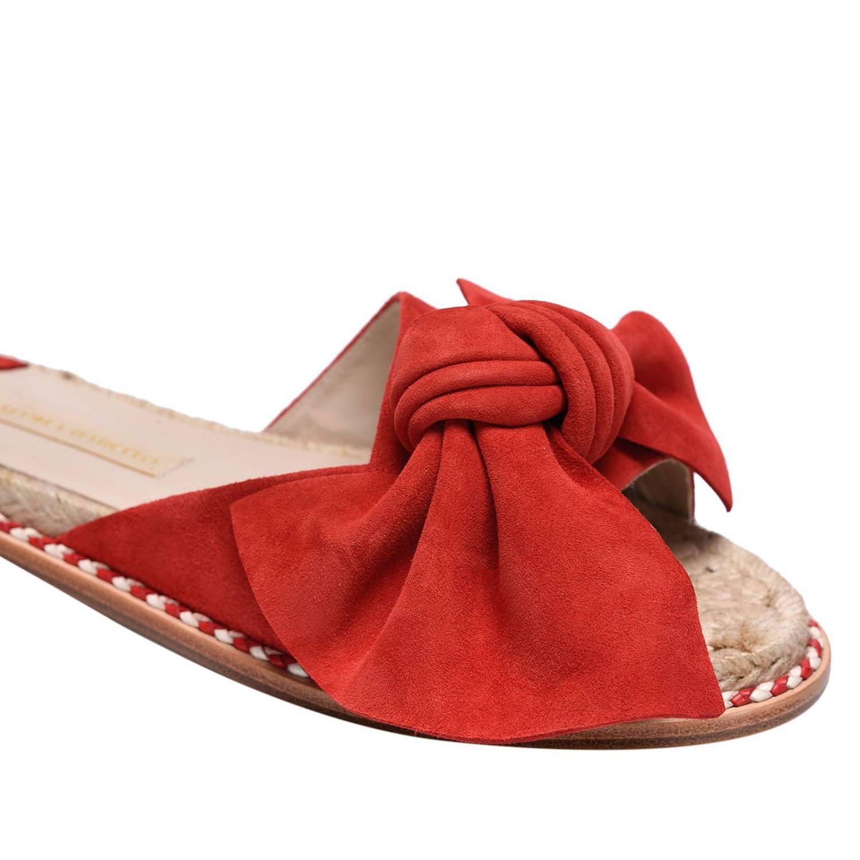Scarpe donna Paloma BarcelÒ rosso 3