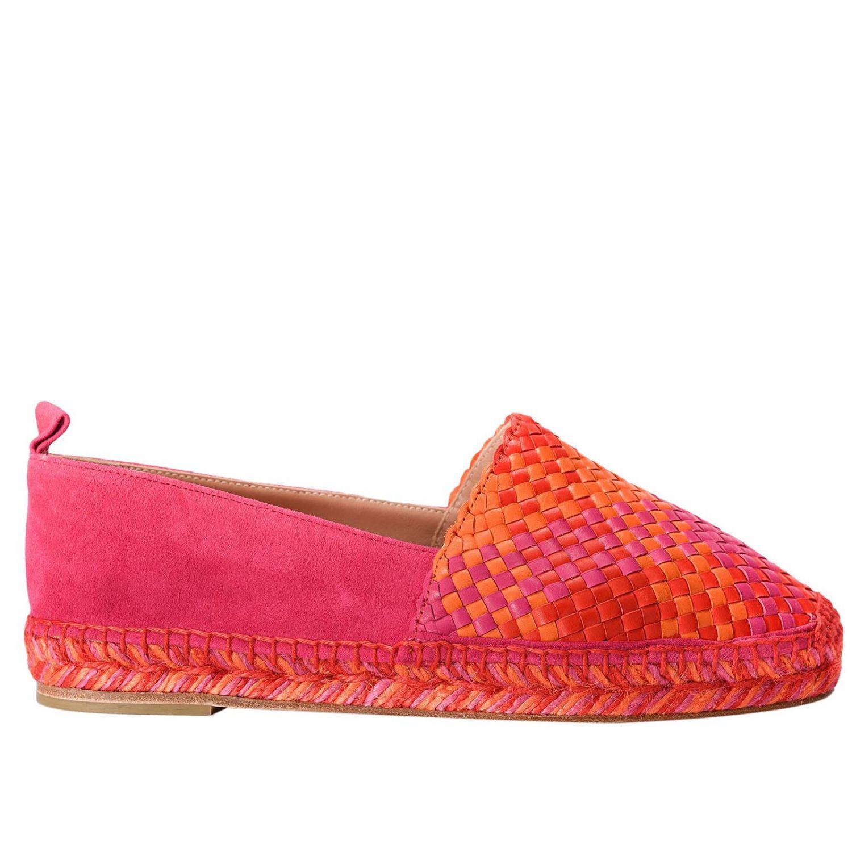 Обувь Женское Castaner фуксия 1