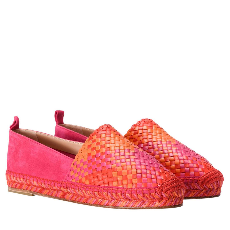 Обувь Женское Castaner фуксия 2