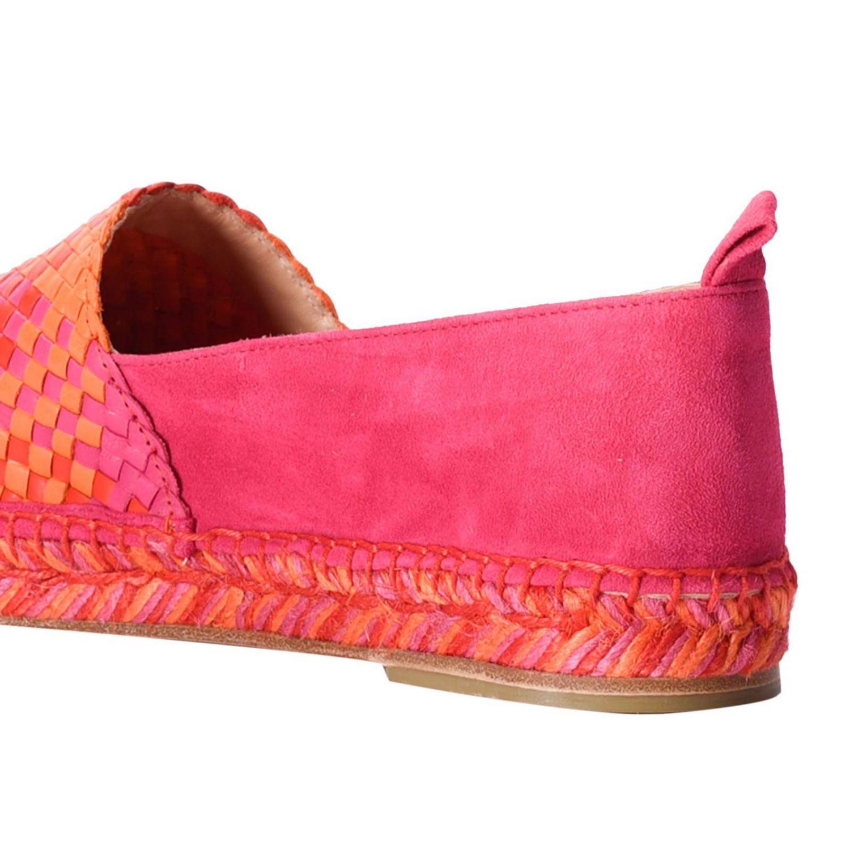 Обувь Женское Castaner фуксия 4