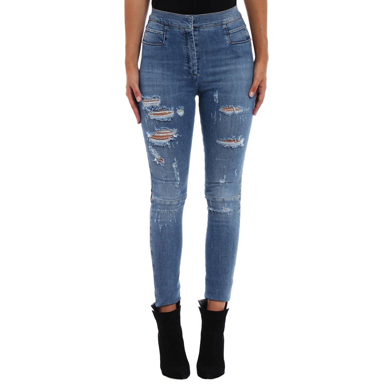 Jeans Jeans Women Balmain 8283826