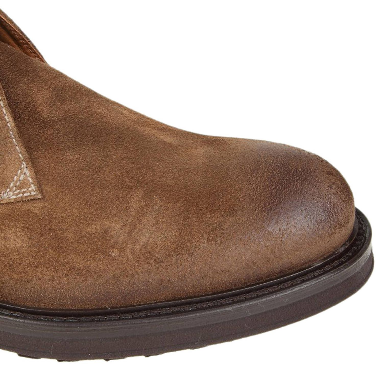 Desert boots Doucal's: Schuhe herren Doucal's tabak 3