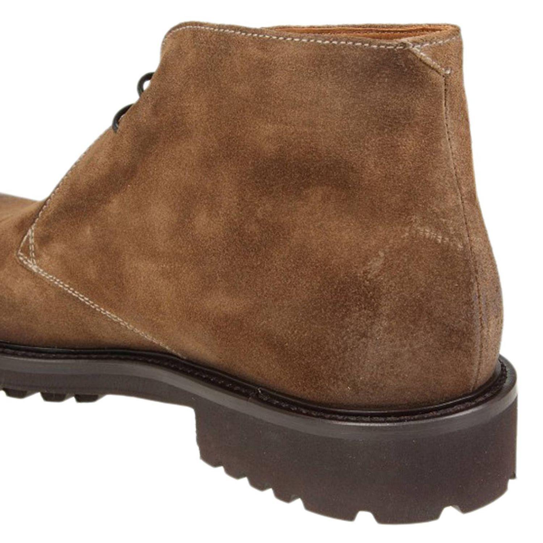 Desert boots Doucal's: Schuhe herren Doucal's tabak 4
