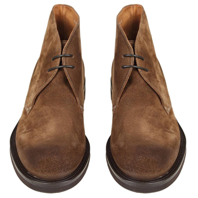 Desert boots Doucal's: Schuhe herren Doucal's tabak 5