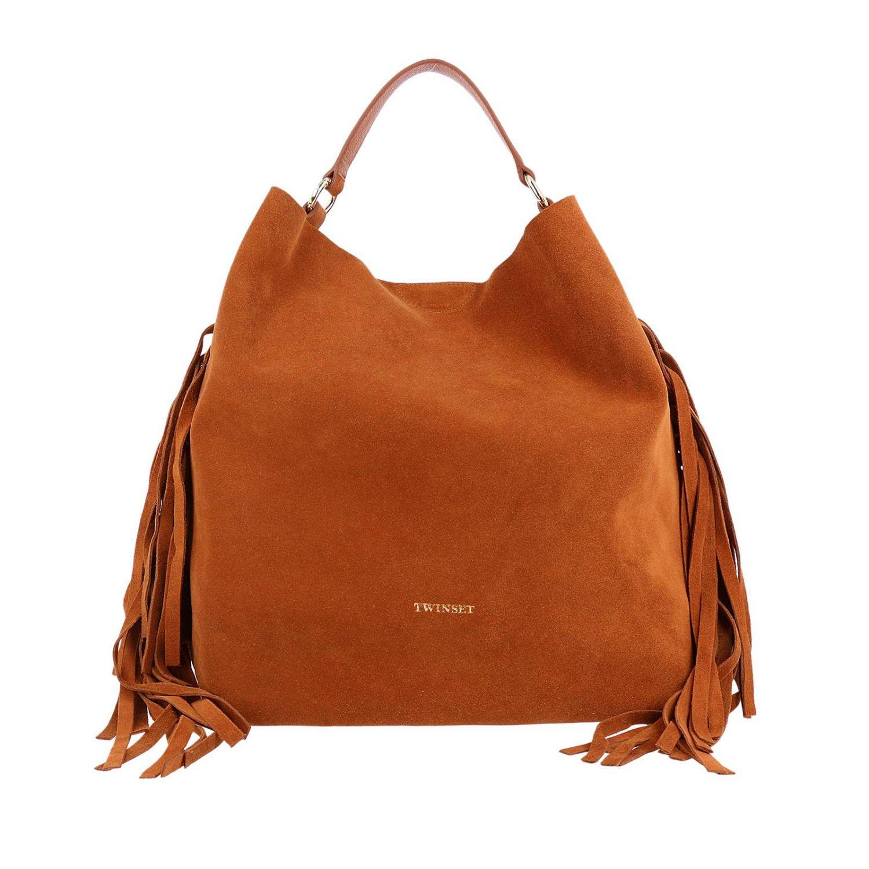 Handbag Shoulder Bag Women Twin Set 8341216