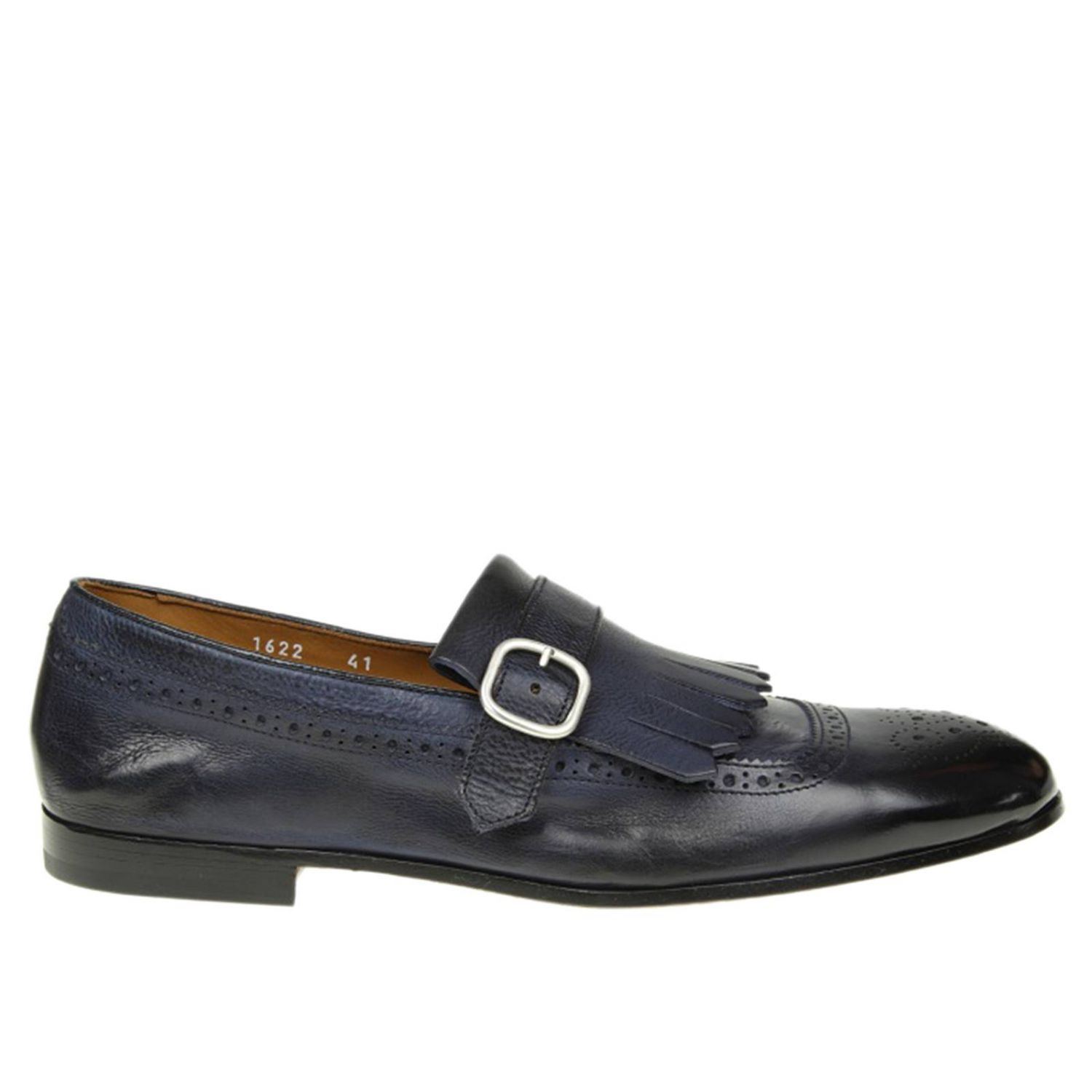 Loafers Doucal's: Loafers men Doucal's blue 1