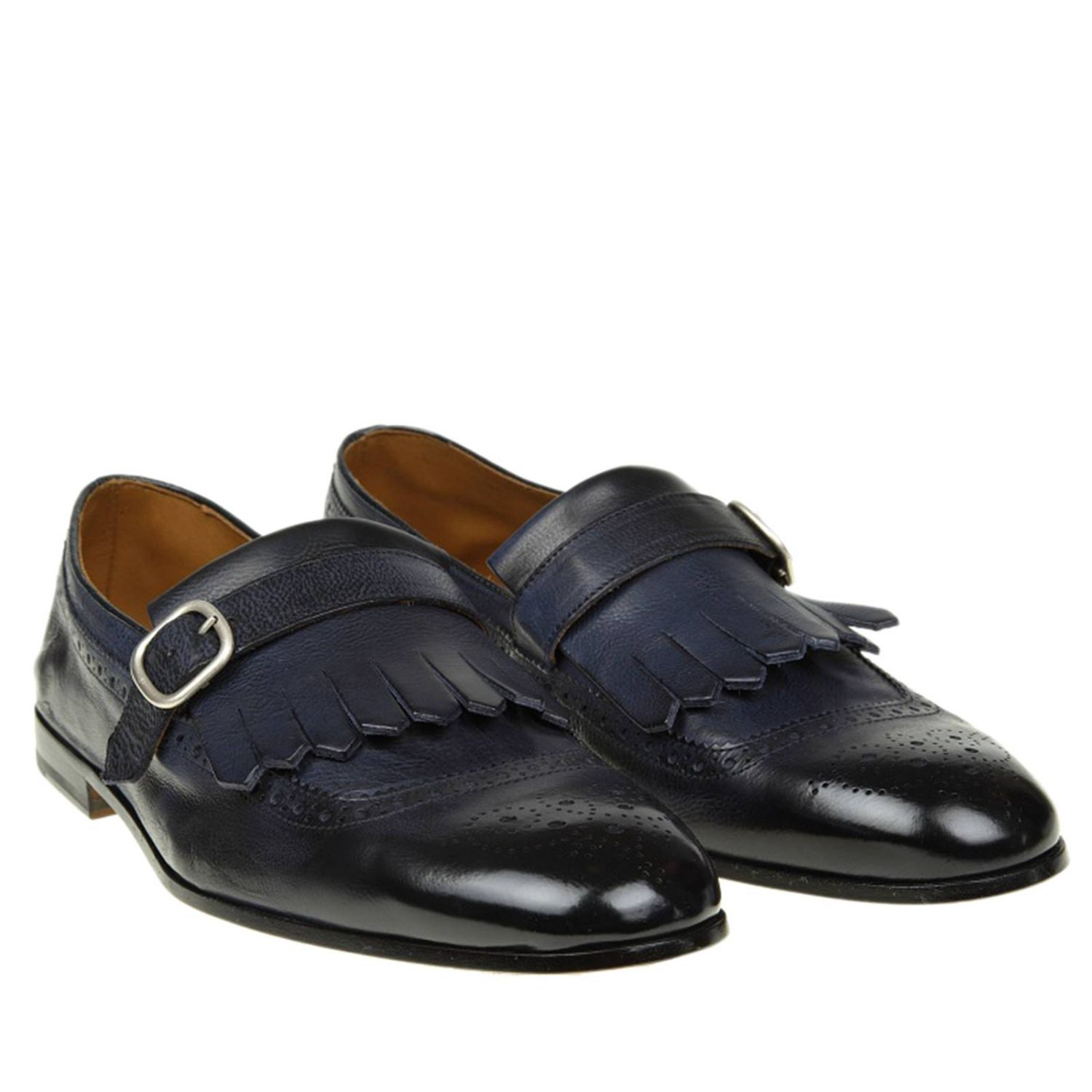 Loafers Doucal's: Loafers men Doucal's blue 2