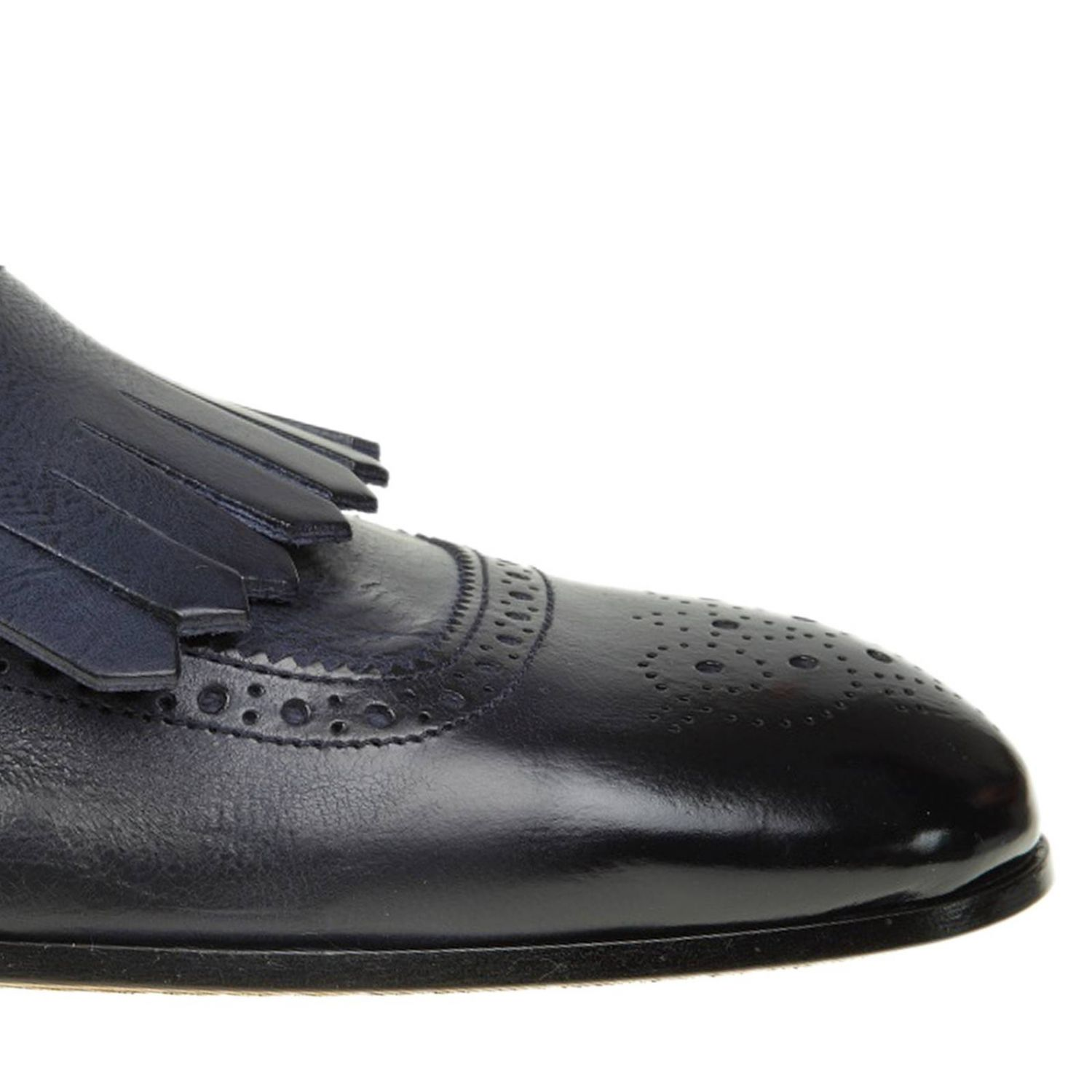 Loafers Doucal's: Loafers men Doucal's blue 3