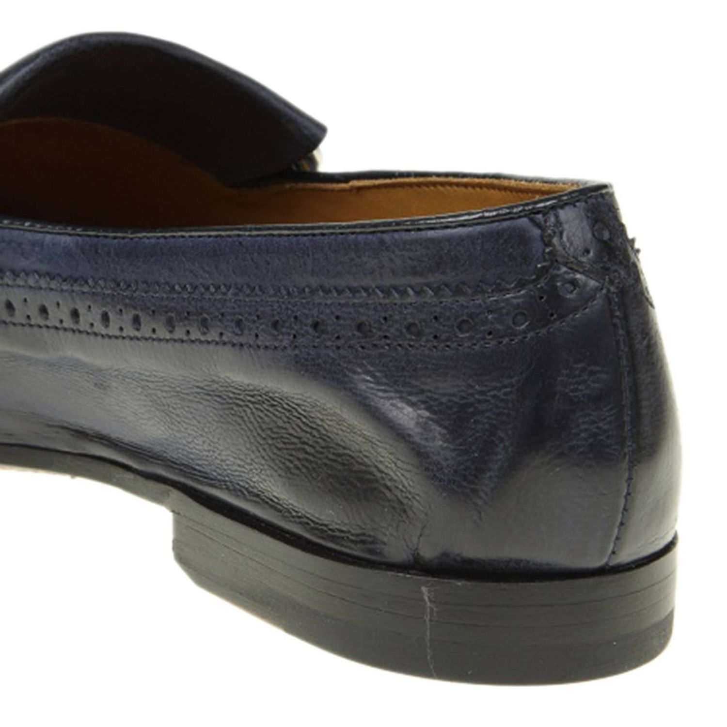 Loafers Doucal's: Loafers men Doucal's blue 4