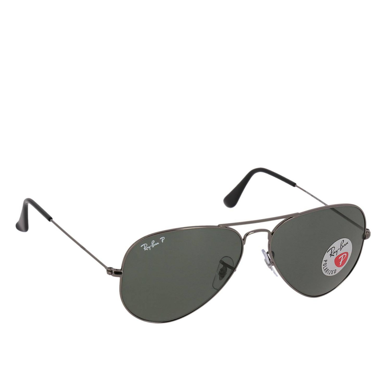 Солнцезащитные очки Ray-Ban: Солнцезащитные очки Женское Ray-ban зеленый 1
