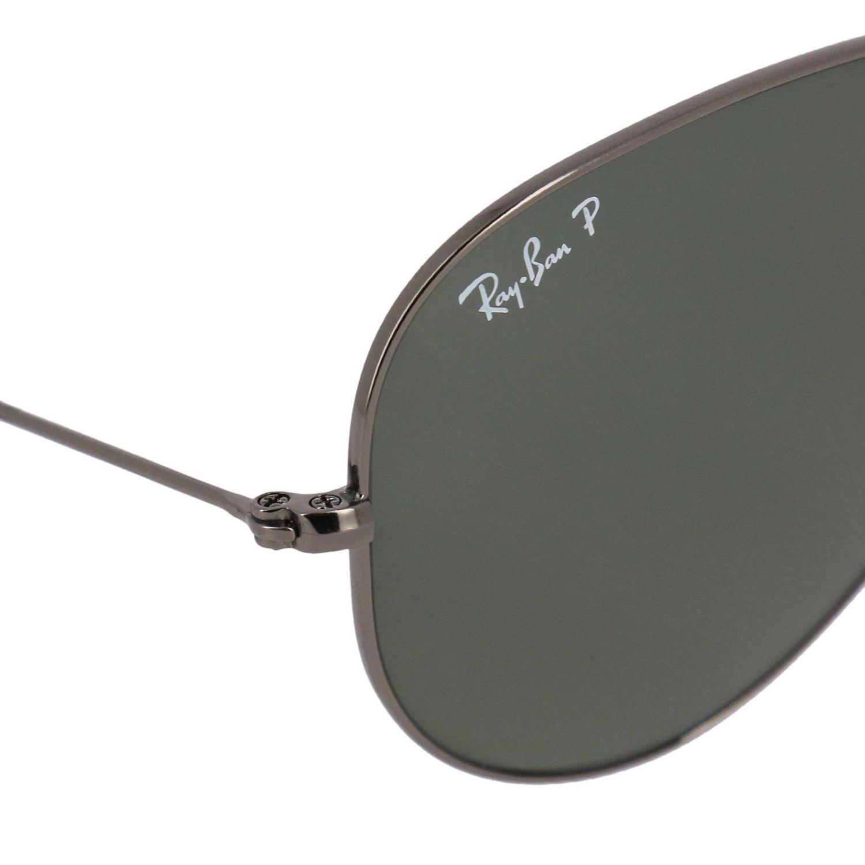 Солнцезащитные очки Ray-Ban: Солнцезащитные очки Женское Ray-ban зеленый 3