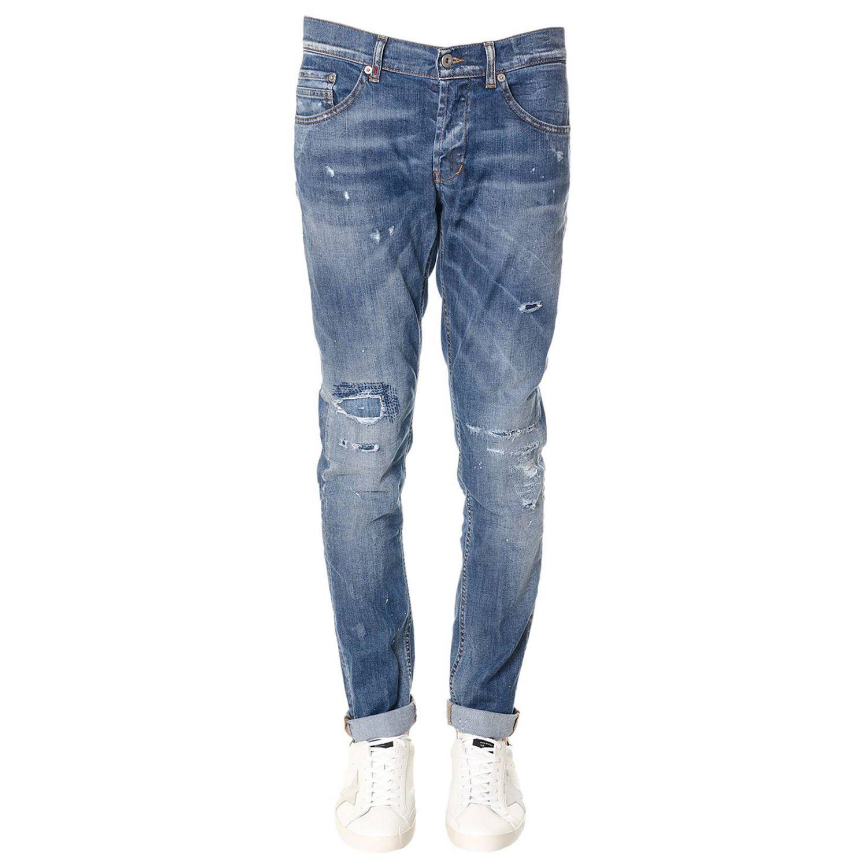 Jeans Jeans Men Dondup 8361432
